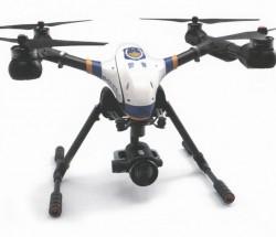 Voyager4天眼智能警用无人机续航50分钟