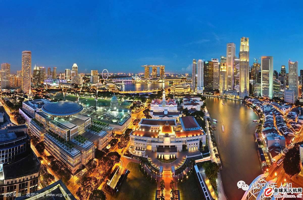 新加坡民航局娱乐类无人机安全飞行指南