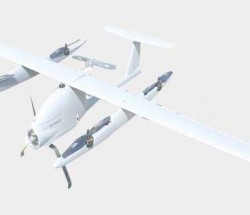 天星一号测绘无人机固定翼无人机垂直起降无人机高精度测绘无人机