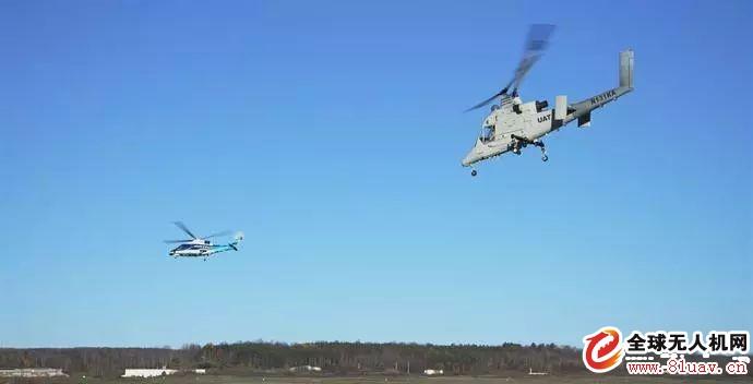 美国马丁公 司研讨SARA、K-MAX自主消防无人机集群