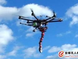 无人机与机械臂结合,拓展应用领域