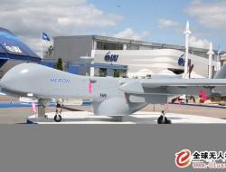 """印媒:在华坠毁无人机系以色列造""""苍鹭"""",可长"""