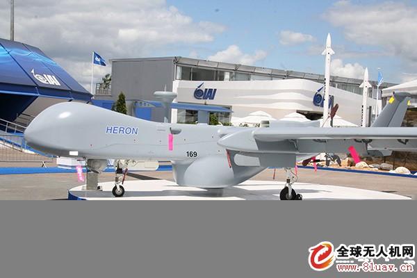 印媒:在华坠毁无人机系以色列造苍鹭,可长航时高空侦办