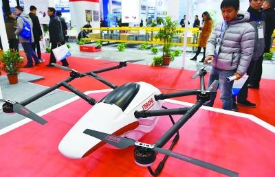 """无人机--无人机将达600亿元大市场 我国尚在""""第二梯队"""""""