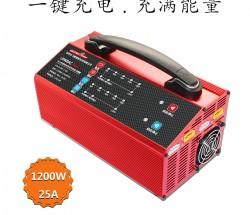 UP 600 两路无人机植保机大功率锂电池充电器