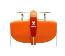 Wingtra(QX1 20mm镜头)垂直起降固定翼无人机