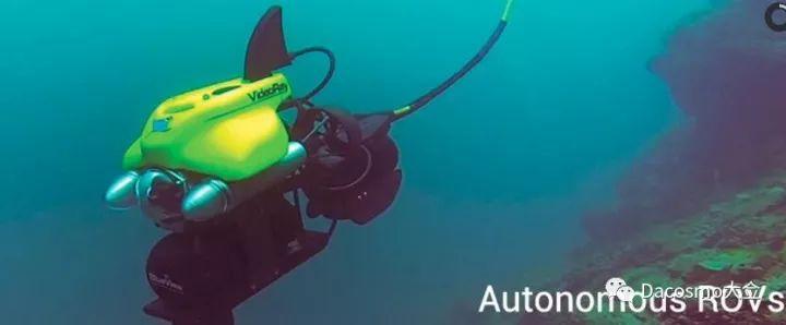 大佥带你玩水下机器人