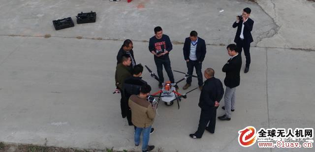 无人机--四川溉亚智能与成蜀电力集团有限公司正式合作
