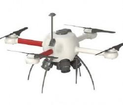 天星三号(单镜头)倾斜摄影无人机