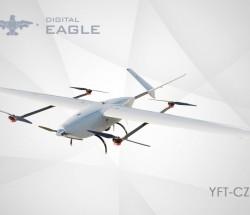 数字鹰YFT-CZ36复合翼无人机长续航远距离