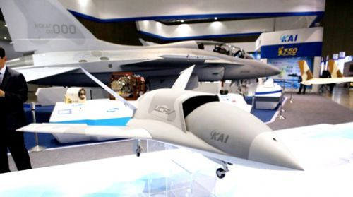 韩国活跃研发多种类型军用无人机