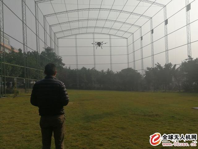 重庆华科尔发布无人机新品 超长续航成亮点