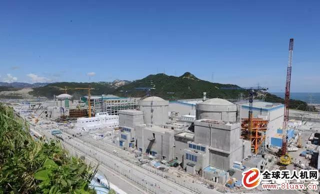 无人机禁飞区:一图看懂中国大陆核电厂分布图