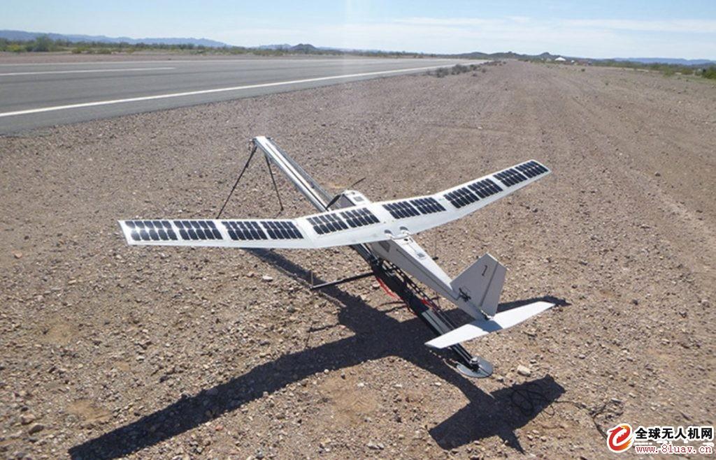 SolAero与约翰霍普金斯大学共同研发无人机用太阳能机翼