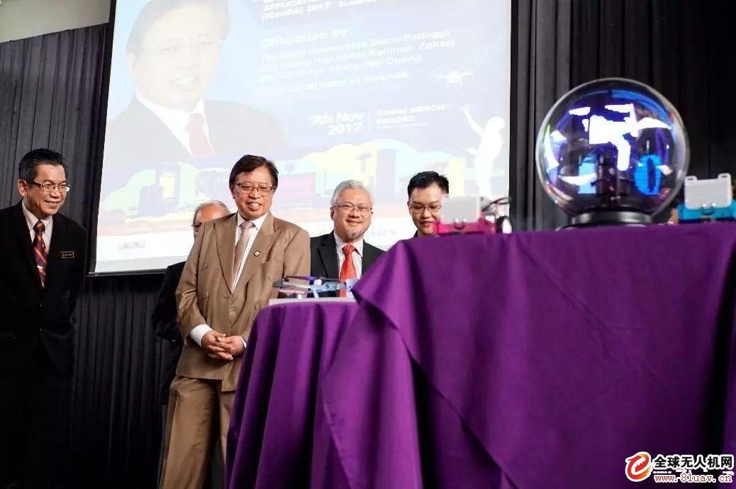 Makeblock 亮相首届国际计算机和无人机应用会议( IConDA)