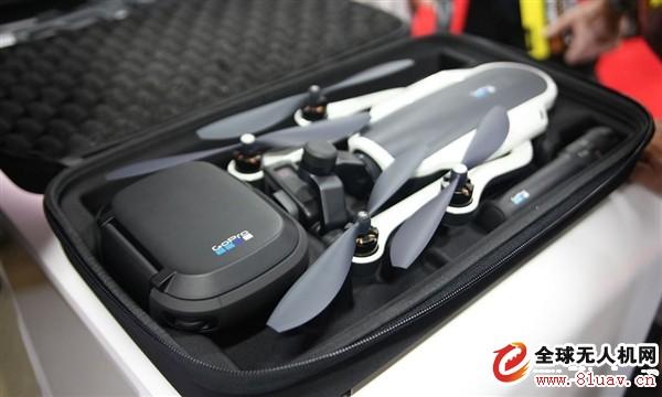 无人机项目失利 GoPro开端第5轮大裁人