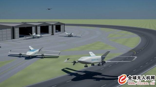 荷兰航空航天中心方案树立无人机测验跑道