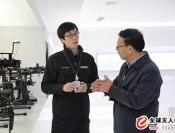 深圳市法制办副主任李璠一行到大疆创新开展无人