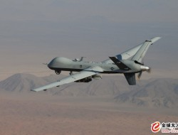 """美空军将在2018年全面退役MQ-1""""捕食者""""察打一体无人机"""
