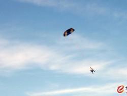 新弹道降伞系统在阿拉斯加测试预计年底发售!