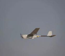 6小时电动固定翼无人机