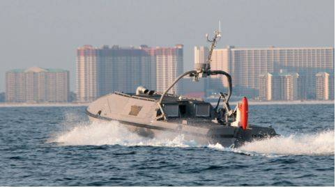 无人海上舰船研究报告:概述与主要型号