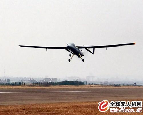 腾盾扑天雕长航时无人机成功首飞:商用无人机年代即将来临