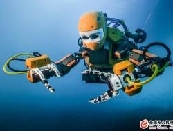 水下机器人(水下无人机)会是继无人机之后的一