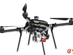 美生产商推出「油电混合」四轴无人机 Carrier H