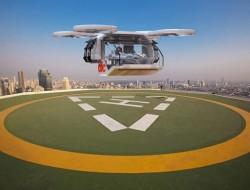 救护无人机 再也不用担心救护车太慢!