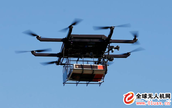 美国商业无人机有望数月内启动有限包裹配送服务