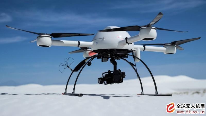 全国首个无人机航空运营(试点)许可证颁发