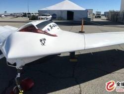 美神秘无人机X-44A首次公开展示 出自臭鼬工厂