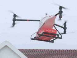 民航局副局长调研京东无人机:用中国标准打开世