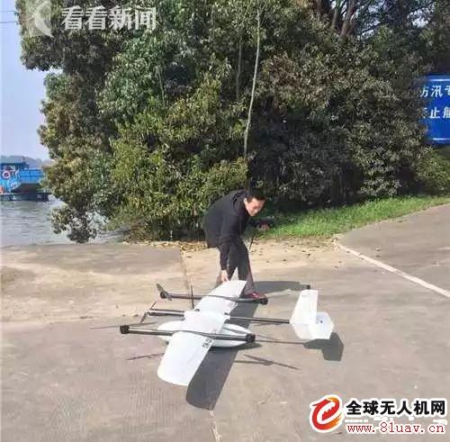 工业型无人机、卫星遥感技术打响水环境保卫战