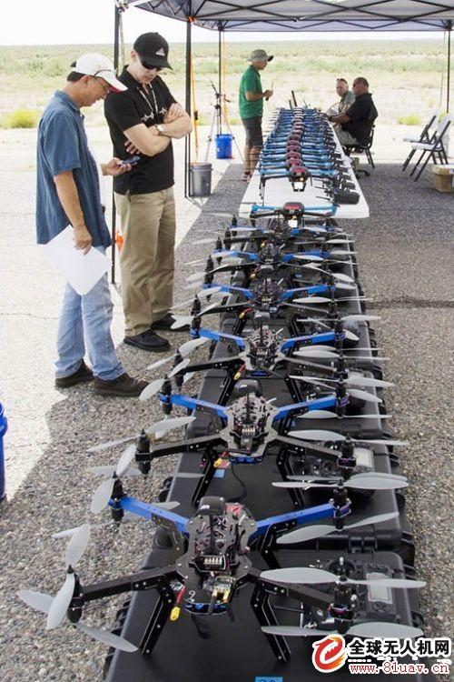 DARPA进攻蜂群战术项目最新进展