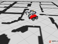 上海硅步ROS连载系列46期 移动机器人导航