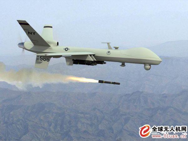 外媒:驻叙俄军干扰美军无人机卫星定位系统 或致其坠毁