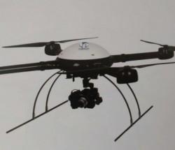 TP-H4-1200四旋翼无人机