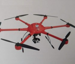 TP-H6-1600电力巡线专用六旋翼无人机