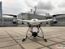 华为完成5G无人机首飞试验及巡检业务演示