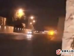 沙特皇宫外传出枪声 疑一架无人机距离太近被击落
