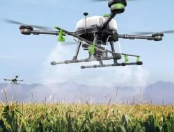 华科尔AG15油电混合植保无人机—高效长续航