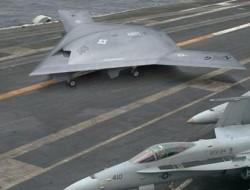 洛马将不制造MQ-25无人机原型机