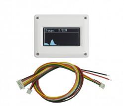 FM24-NP100 Demo 24GHz微波测距雷达显示器