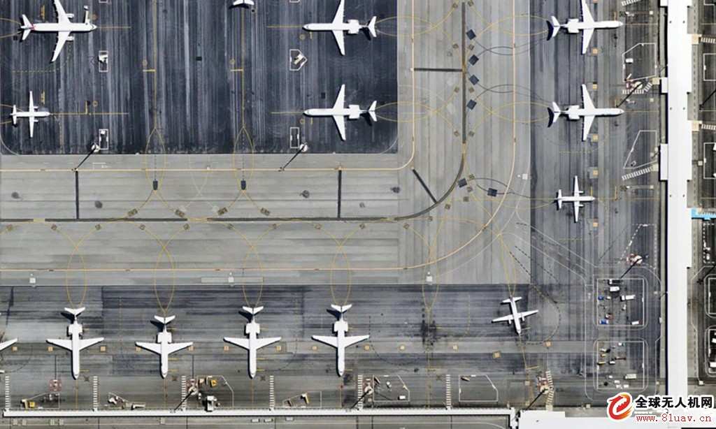 合卫星、飞机及无人机技能,Airbus要让你从地上俯瞰城市全景
