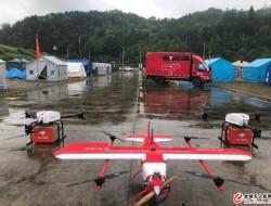 首个全国性公益无人机救援队成立 京东打造社会