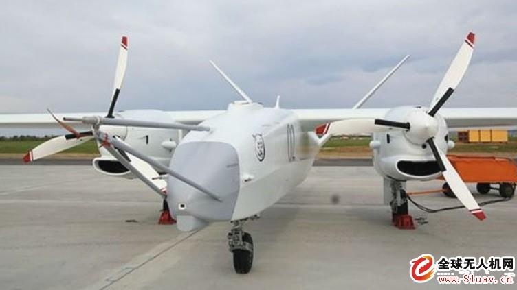 俄罗斯正在测试四种新型无人机