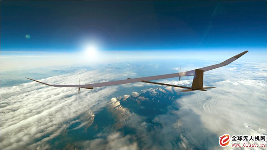 BAE和棱镜公司合作开发太阳能高空长航时无人机