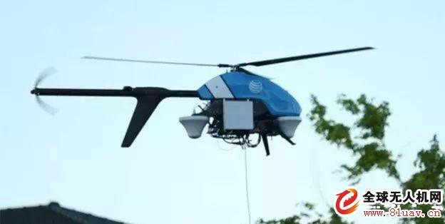 无人机移动信号基站 应急救援必备之选
